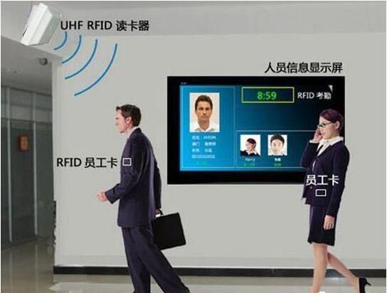 rfid射频识别技术原理及应用有哪些?